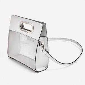 Zara Mesh Bag